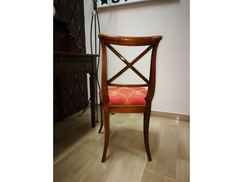 Sedia decor art sedia legno classico for Sedia decor