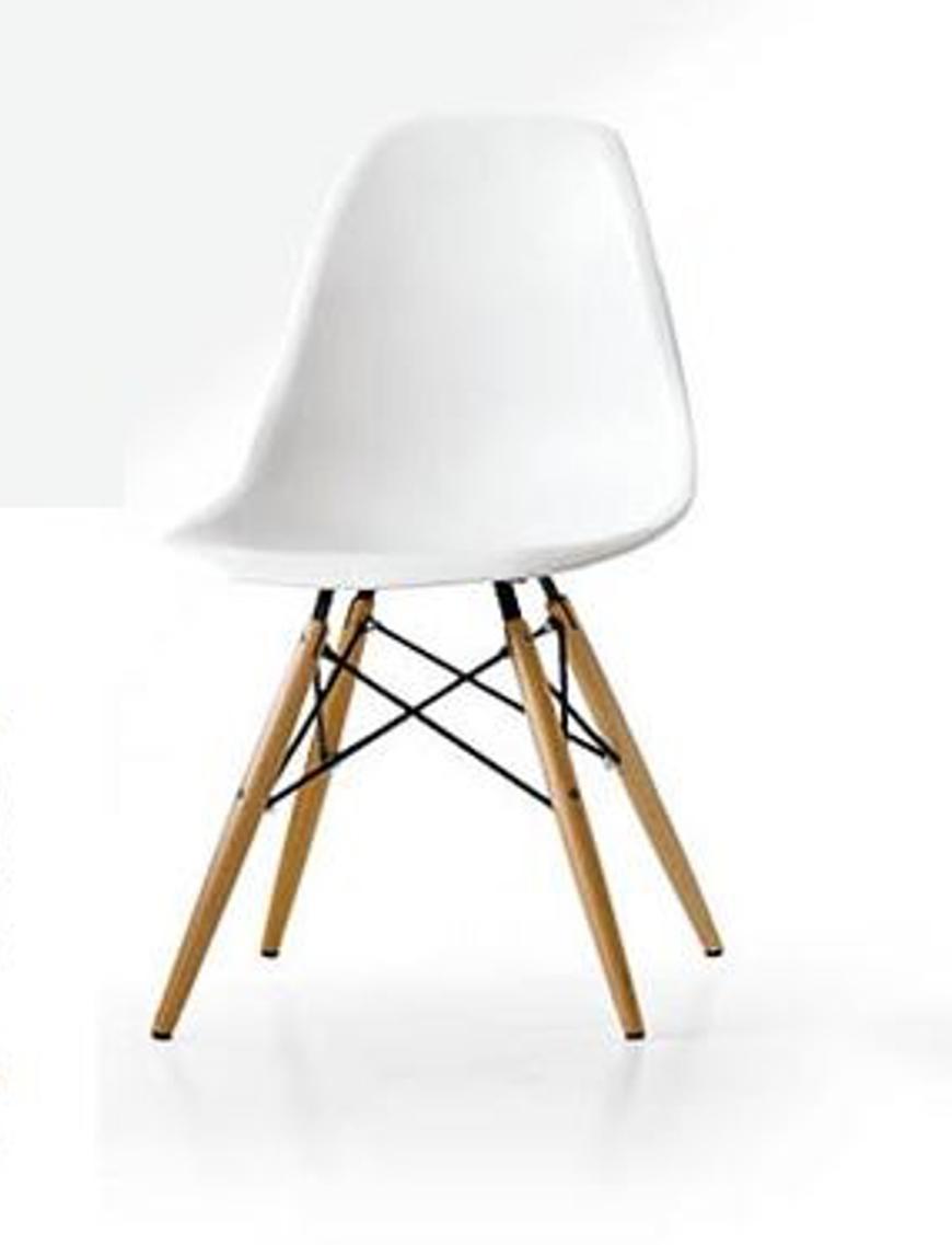 Sedia design scontata del 55 sedie a prezzi scontati for Sedie legno e plastica