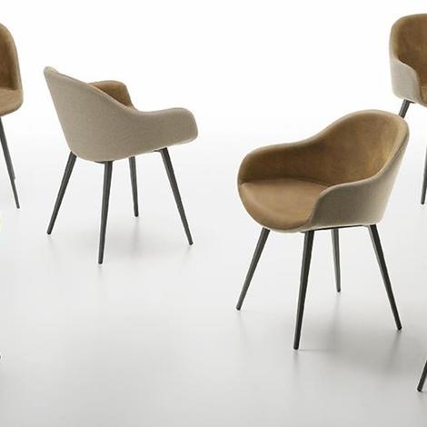 Sedia design da pranzo e sala sedie a prezzi scontati for Poltroncine tavolo da pranzo