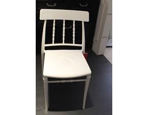 Sedia design di Bonaldo impilabile a prezzo Outlet