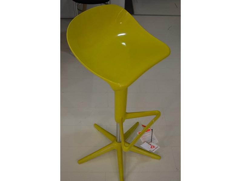 Sedia design di kartell senza braccioli in offerta outlet for Offerta sedie design
