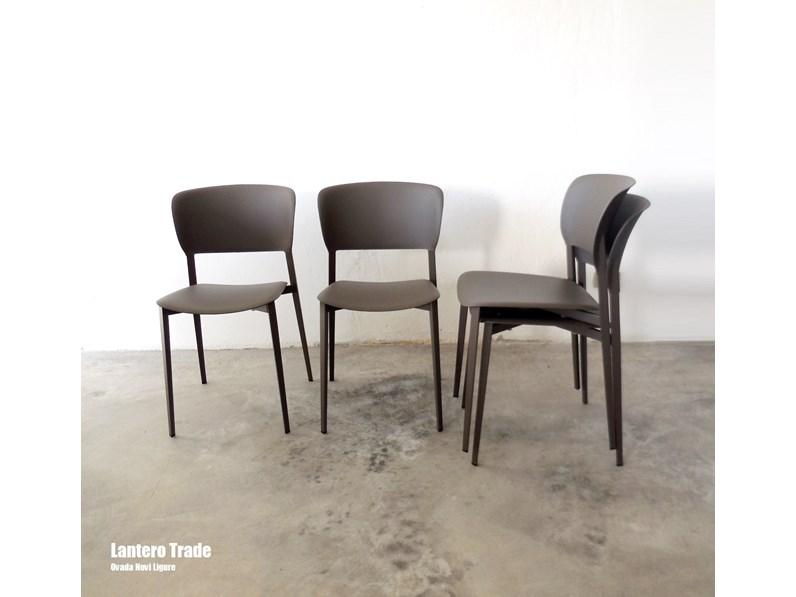 sedia di desalto ply prezzi outlet