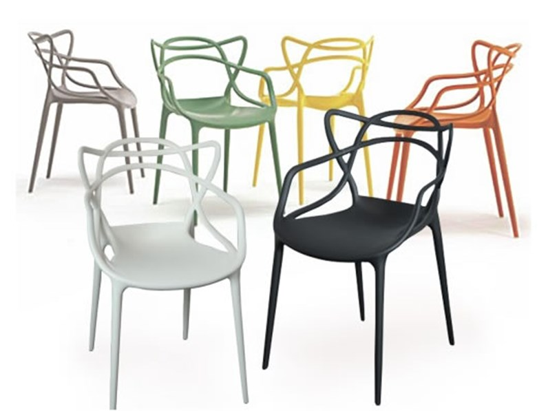 Sedia di kartell masters prezzi outlet for Masters kartell
