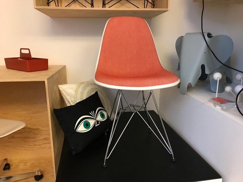 Sedie Vitra Outlet.Sedia Dsr Vitra In Offerta Outlet