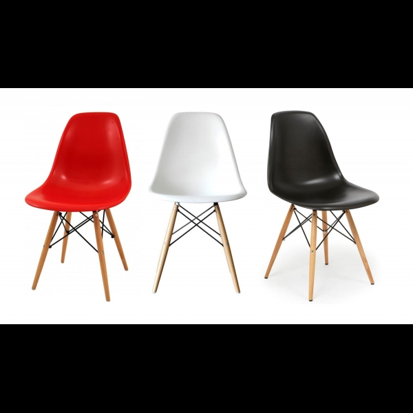 Fabulous sedia dsw charles e ray eames with eames sedie for Sedie design eames