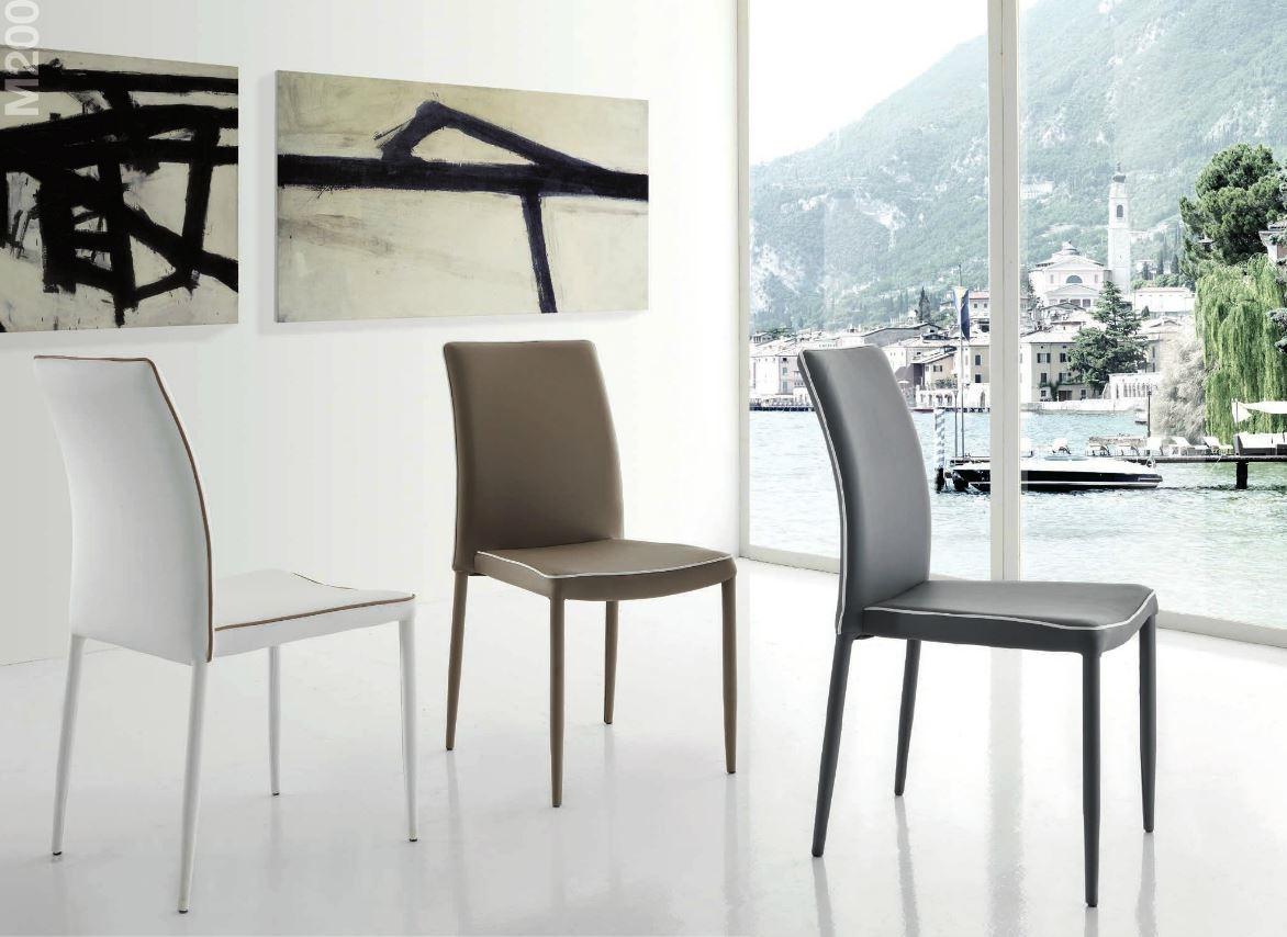Sedie Schienale Alto Ecopelle : Sedie soggiorno schienale alto u2013 idee per la casa