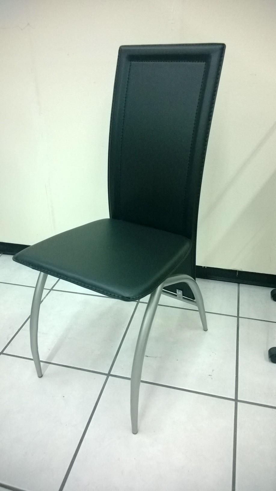 Sedia ecopelle in svendita sedie a prezzi scontati - Sedie in ecopelle per cucina ...