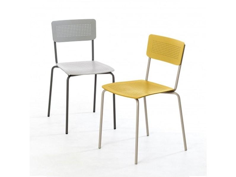 Sedia ergonomica college ingenia a prezzo scontato for Offerta sedie design
