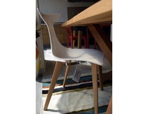 Sedia ergonomica Delfy wood Ciacci a prezzo scontato