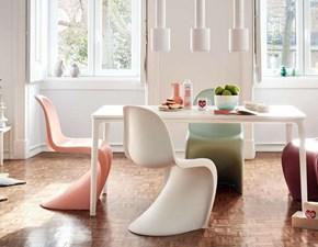 Sedia ergonomica Panton chair  Vitra a prezzo ribassato