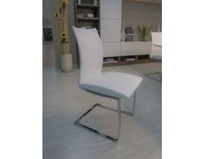 Sedia ergonomica Pelle Tonon a prezzo Outlet