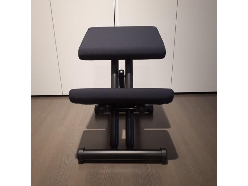 Sedia ergonomica per ufficio Variér a prezzo scontato