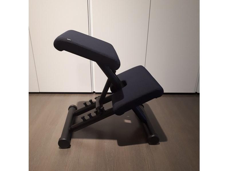 Sedia ergonomica per ufficio vari r a prezzo scontato - Sedia varier prezzo ...