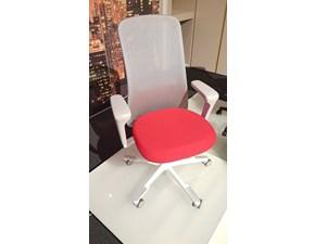 Sedia ergonomica Sofi Mesh 7500 in OFFERTA OUTLET