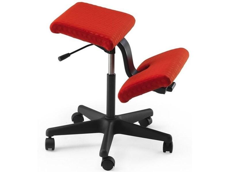 Sedia ergonomica actulum balans di varier cattelan arredamenti