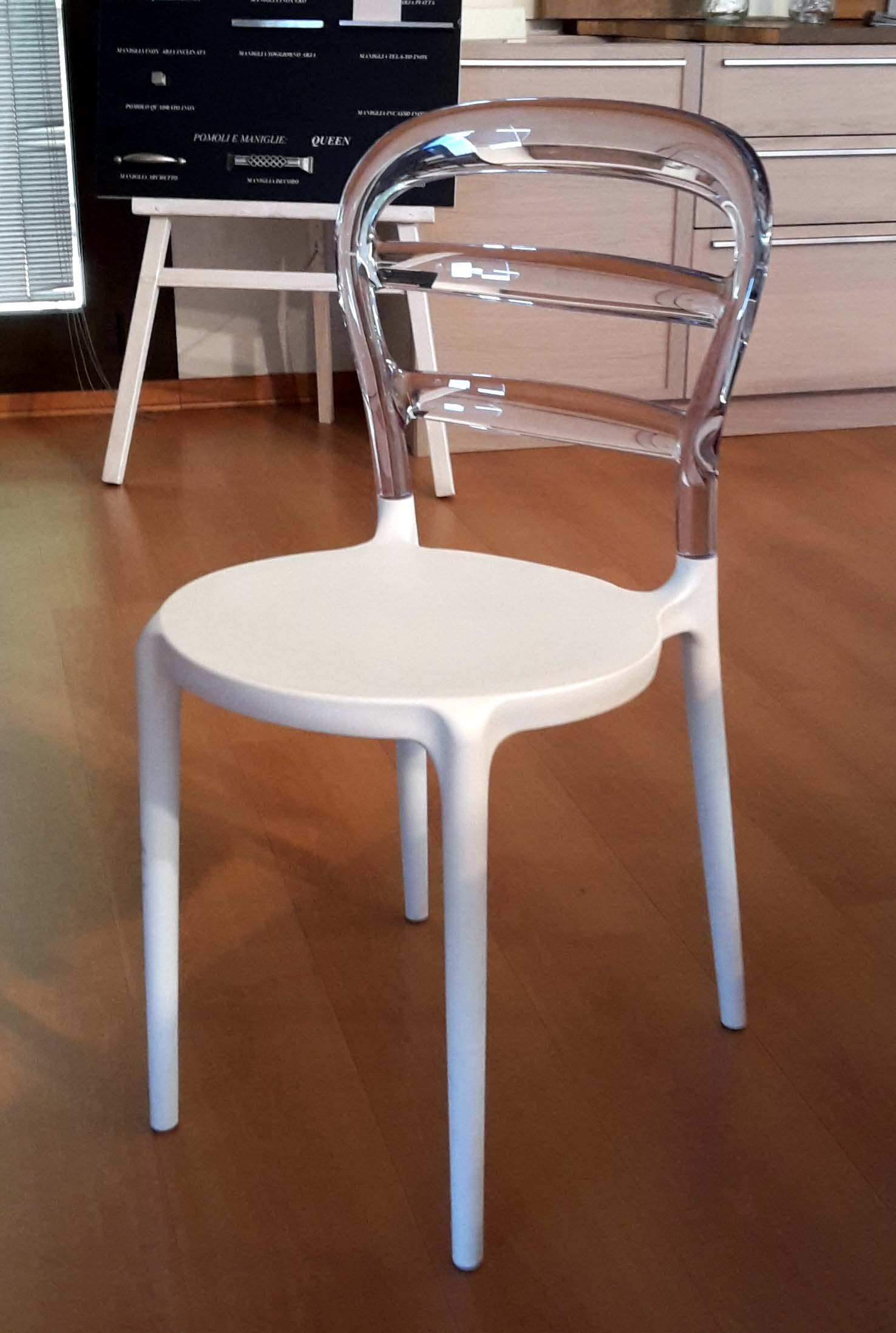Sedia eurosedia free sedie a prezzi scontati for Sedie design online
