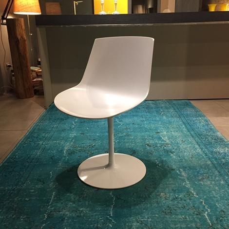 Sedie design girevole mdf italia sedie a prezzi scontati for Sedie design scontate