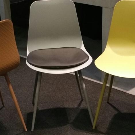 sedia gipi betty plastica design ergonomica sedie a