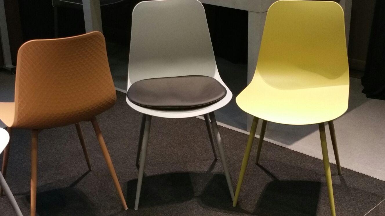Sedia gipi betty plastica design ergonomica sedie a prezzi scontati - Sedie plastica design ...