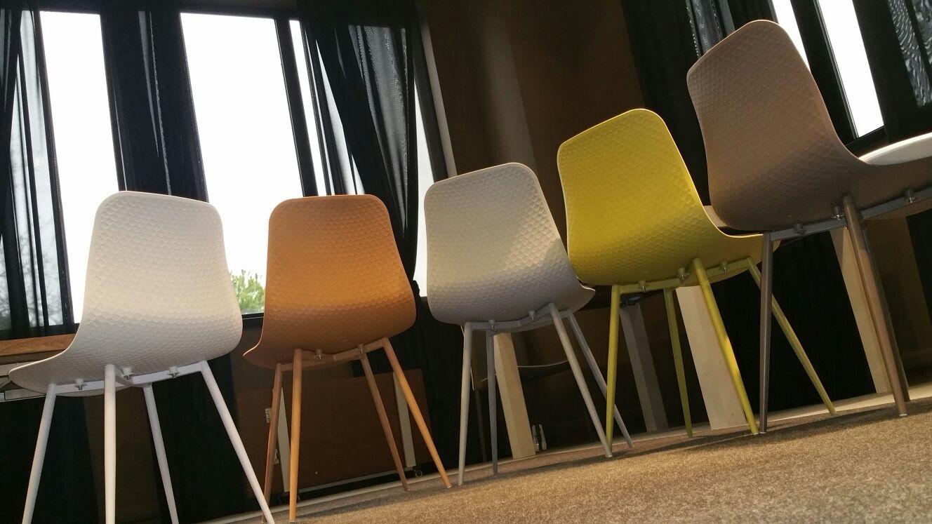 Sedia Gipi Betty Plastica Design Ergonomica - Sedie a prezzi scontati