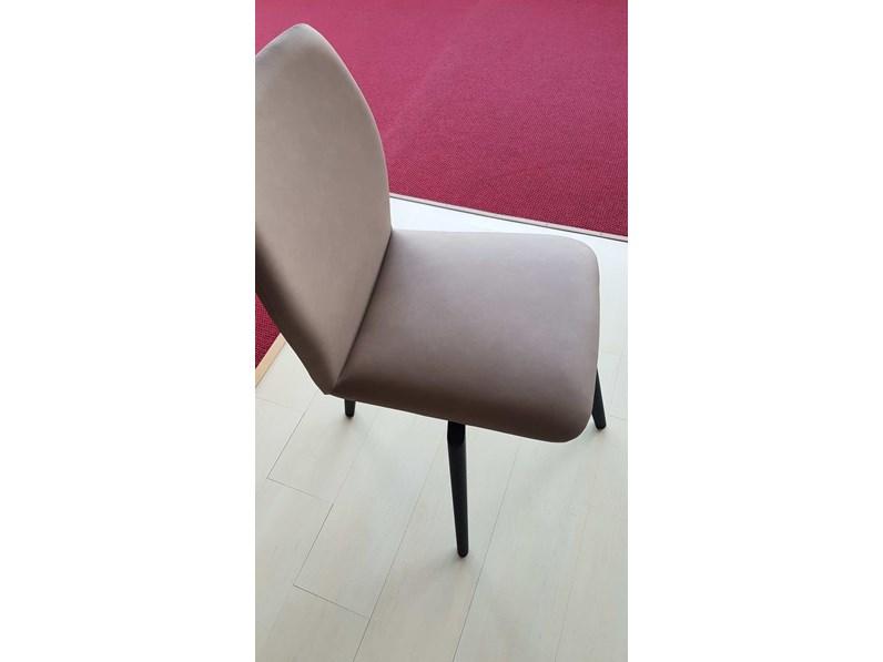 Sedia girevole Outlet sedia calligaris hexa Calligaris a prezzo Outlet