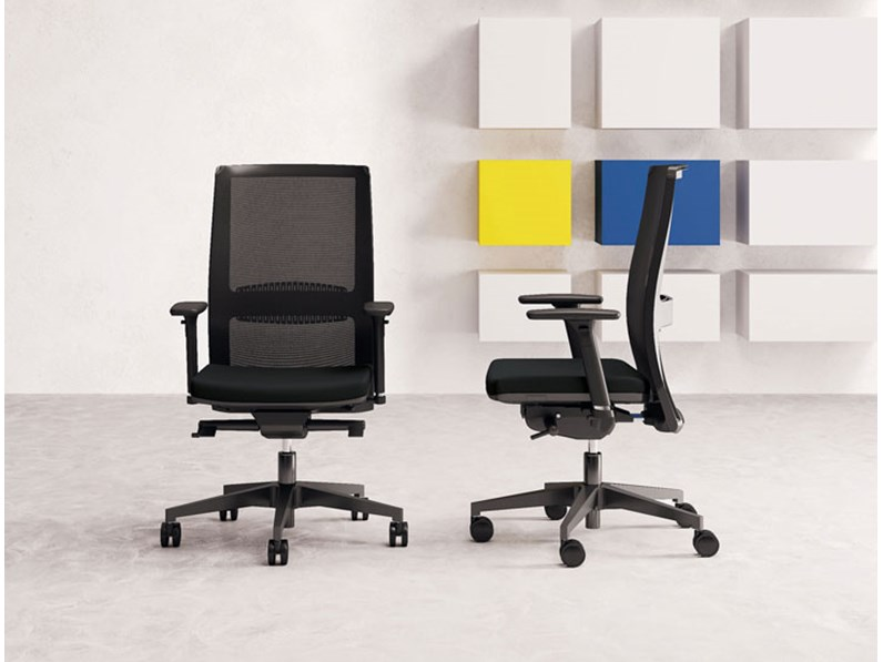 Sedia Hello Las mobili per ufficio con uno sconto vantaggioso
