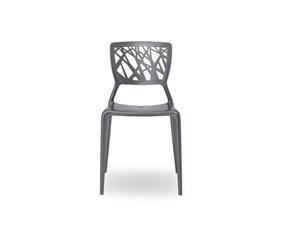 Sedia impilabile Bonaldo modello Viento