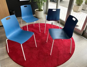 Sedia impilabile Olly Ingenia a prezzo Outlet