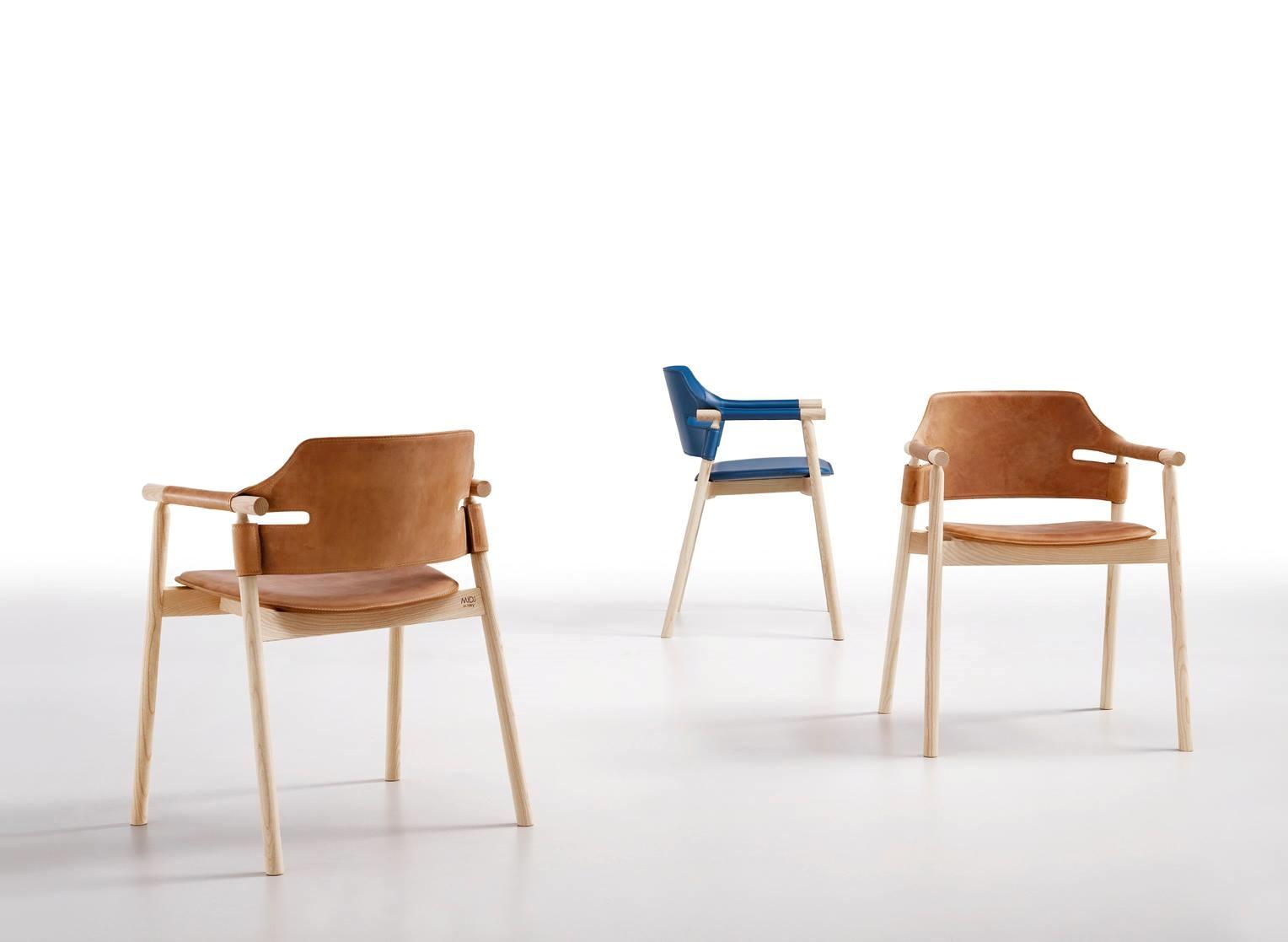 Sedia in cuoio toscano made in italy sedie a prezzi scontati for Sedie cuoio prezzi