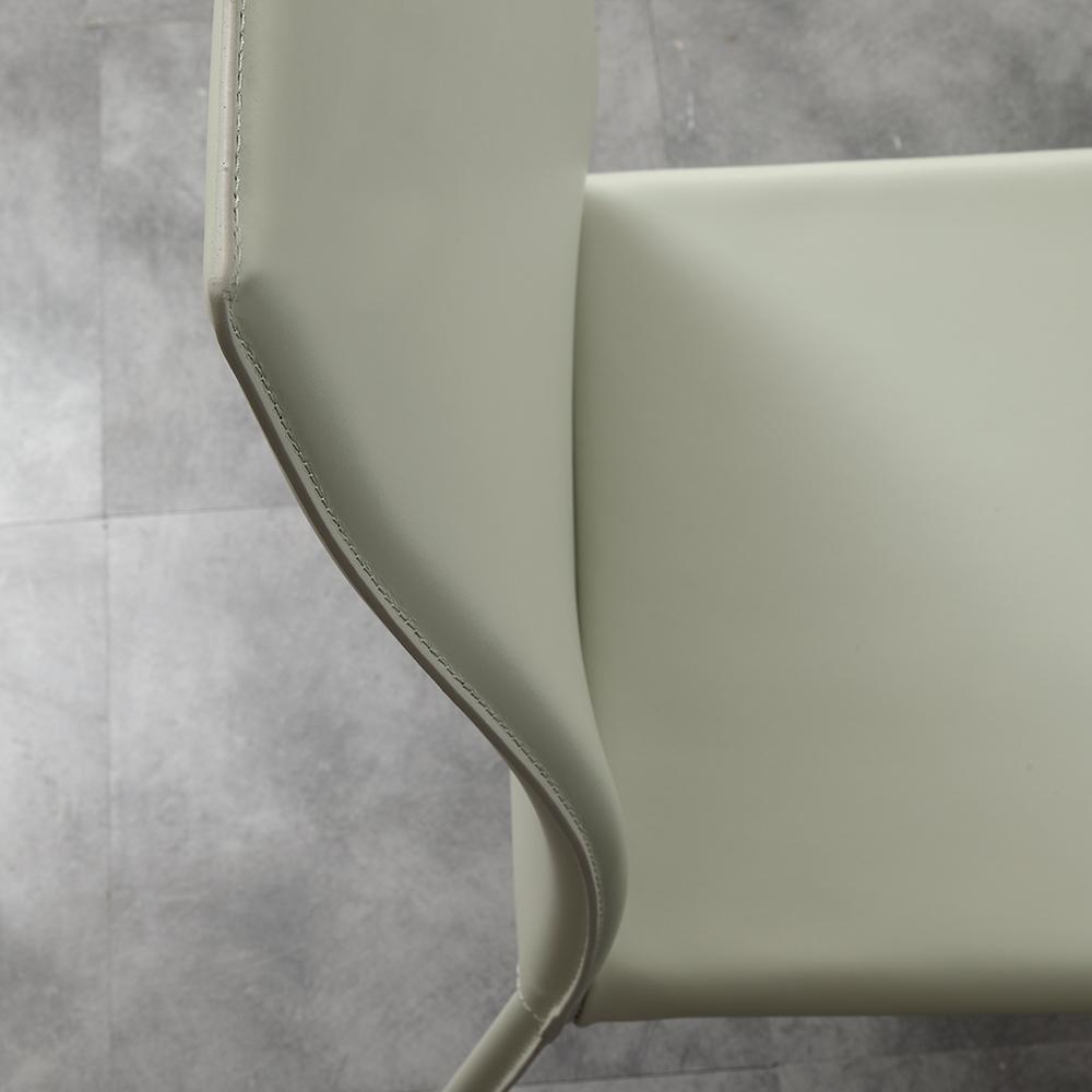 Sedia in ecocuoio high quality in promozione 31 di sconto for Sedia particolare