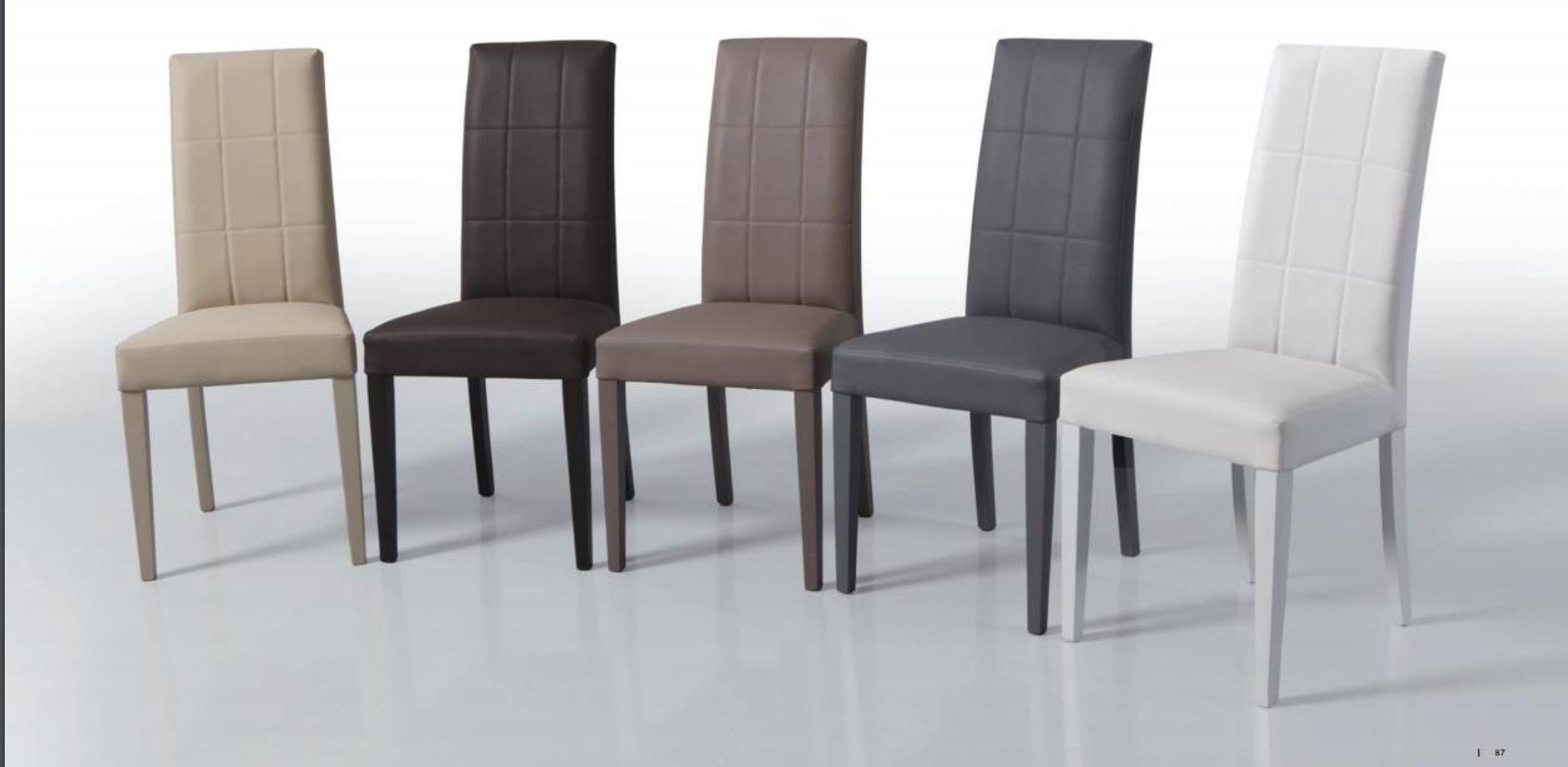 Sedie ecopelle bianche sedie ecopelle bianche with sedie - Poltroncine ecopelle economiche ...