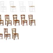 md work srl sedia legno