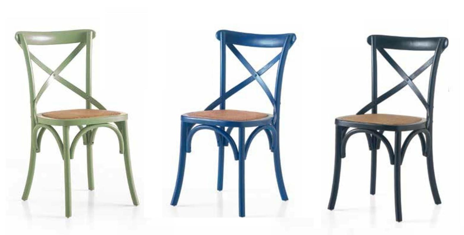 Sedia in olmo laccata seduta rattan naturale sedie a for Sedia e maschile o femminile