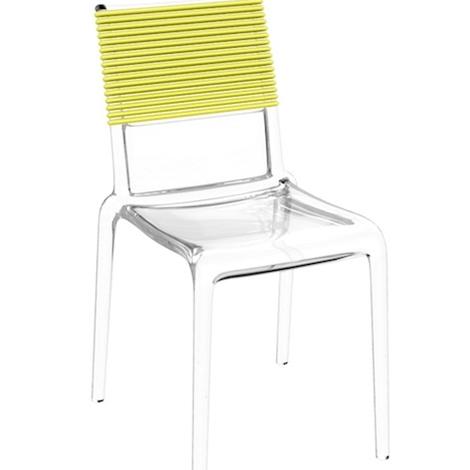 Sedia In Policarbonato Progetto Di Philippe Starck Sedie A Prezzi Scontati