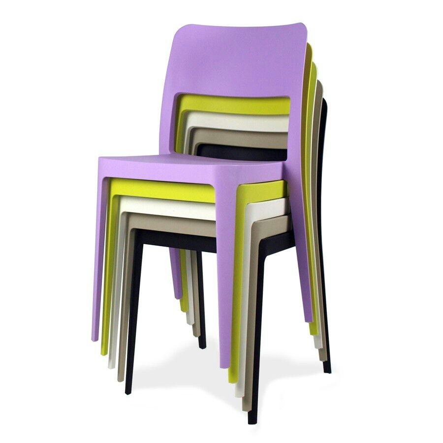 Midj sedia nen design sedie a prezzi scontati for Sedie design tortora