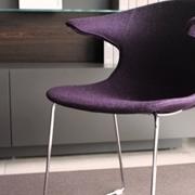 Infiniti Sedia Loop sledge upholstered scontato del -50 %