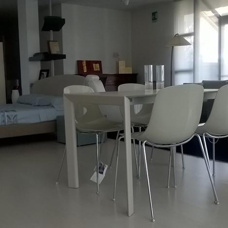 Sedia infiniti pure loop design sedie a prezzi scontati for Outlet arredamento it