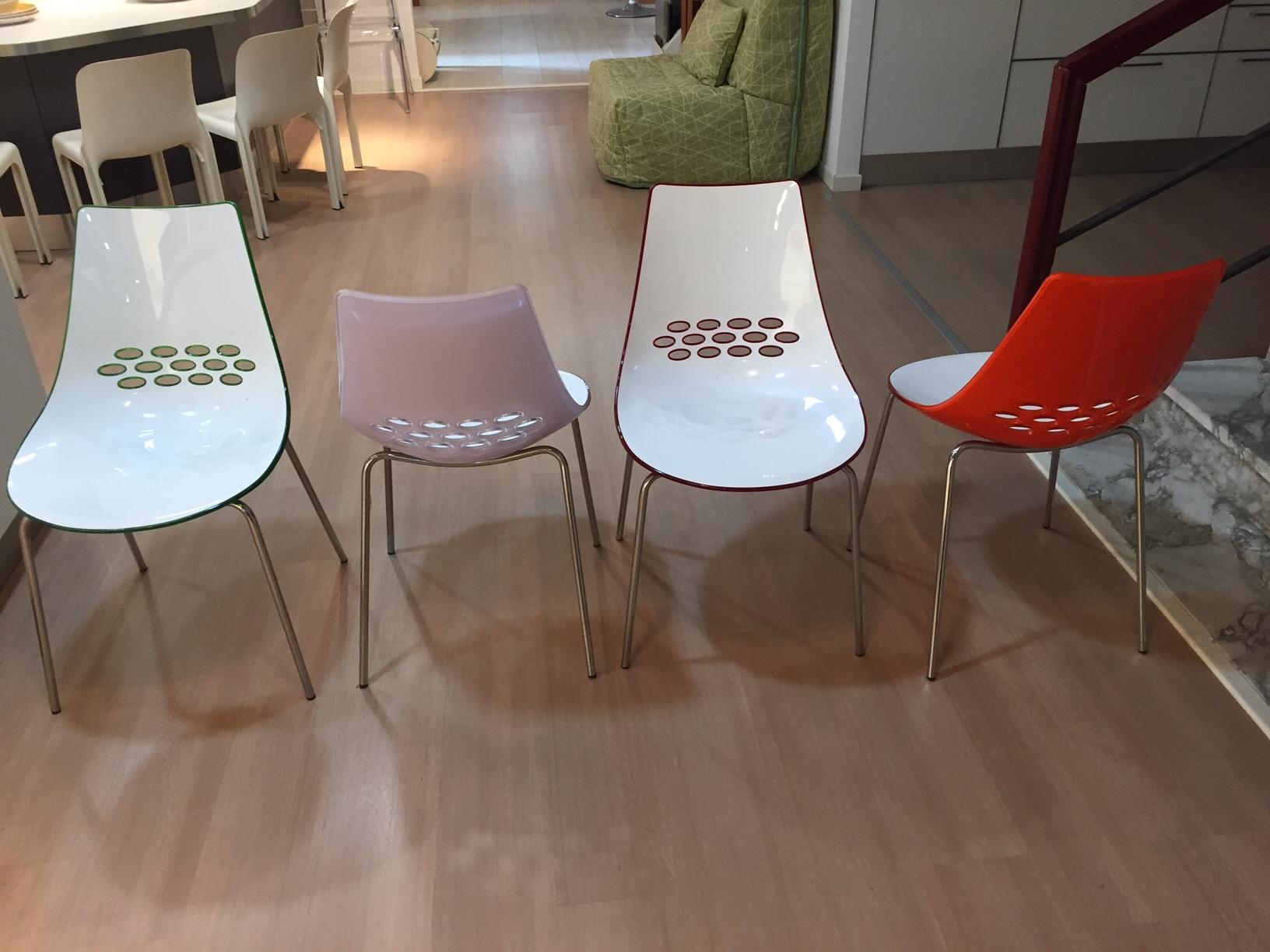 Sedia jam calligaris prezzo scontato sedie a prezzi scontati for Sedie cucina prezzi
