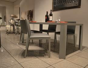 Quattro sedie modello Alma di Jesse. Offerta Outlet Mobilgross. Scontate del -50%.