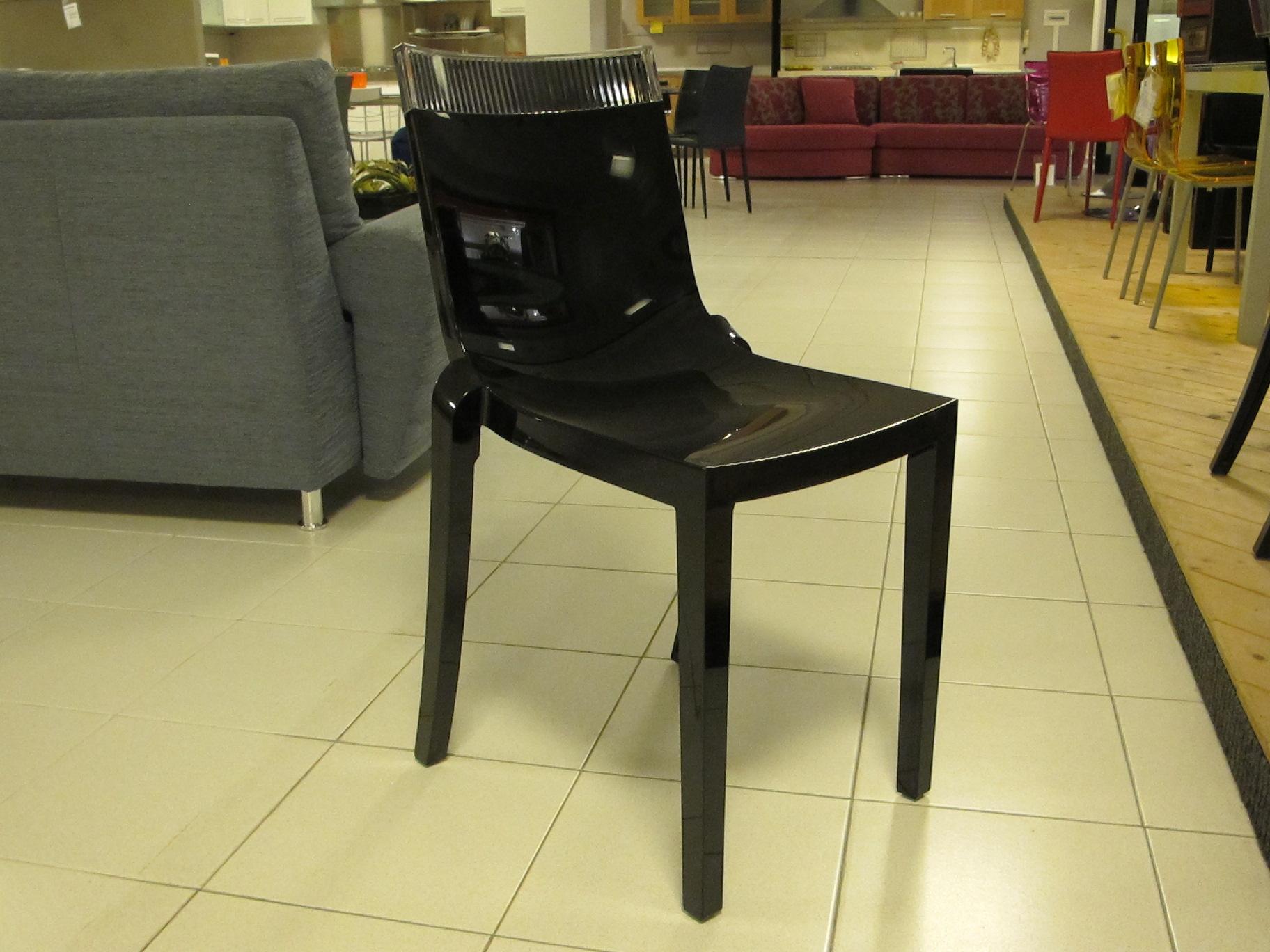 Sedia kartell hi cut scontato del 55 sedie a prezzi for Sedia ufficio kartell