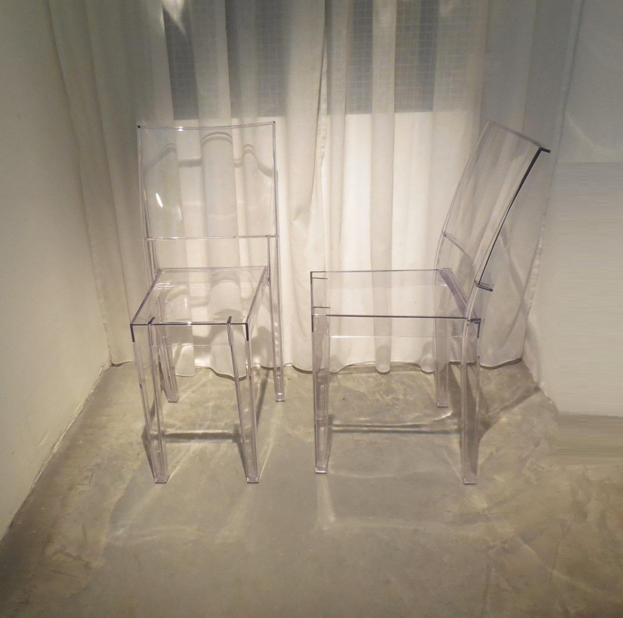 Sedia kartell la marie sedie design philippe stark for Sedie design kartell