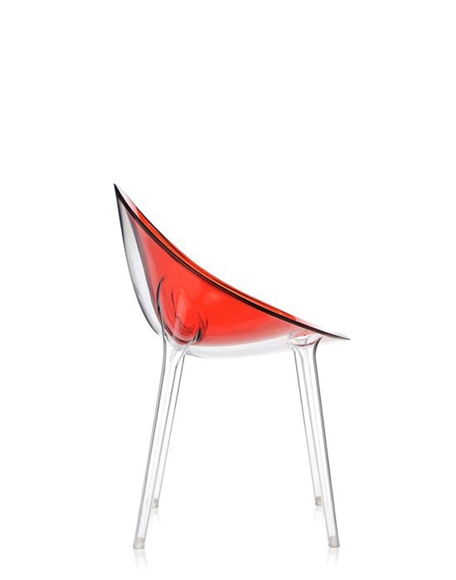 Sedia kartell mr impossible design philippe starck scontata for Sedie design outlet