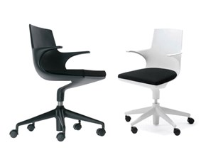 SEDIA Kartell Spoon chair PREZZI OUTLET
