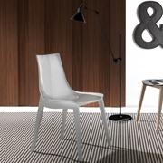 Sedia La Seggiola mod. Orbital wood