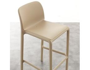 Sgabello La Seggiola mod. River stool art. 542
