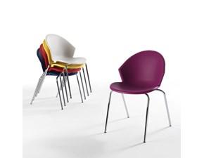 Sedia Laseggiola modello Led Chair