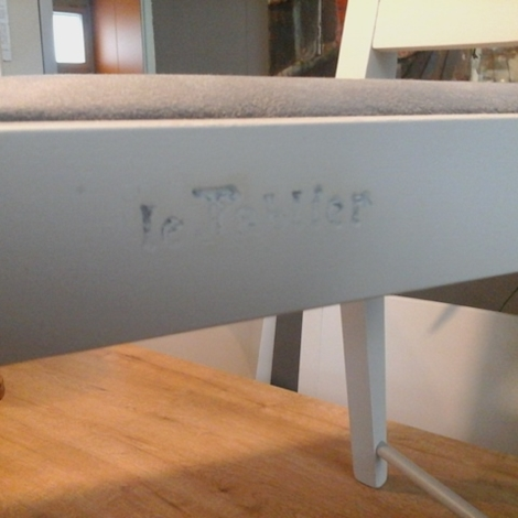 Sedia le fablier sedie design sedie a prezzi scontati for Sedie design outlet
