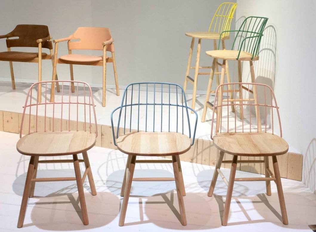 Sedia legno e acciaio italia sedie a prezzi scontati for Sedie acciaio