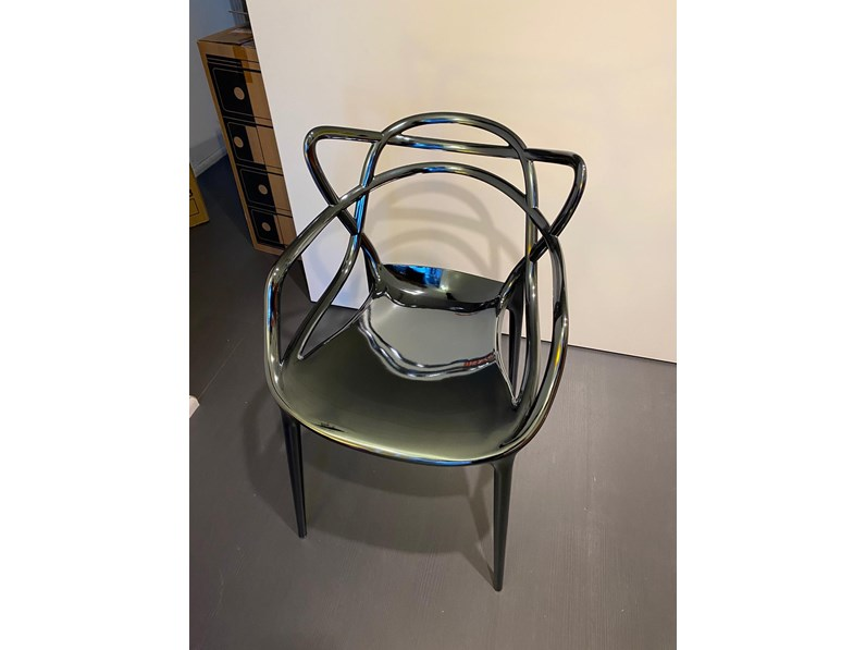 Sedia Masters Kartell in OFFERTA OUTLET