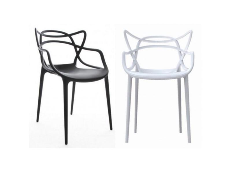Sedia Masters Philippe Starck - Sedie a prezzi scontati